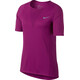Nike Zonal Cooling Relay Running Top Women true berry